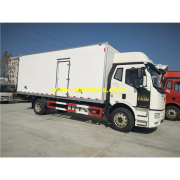 1.5 ton FAW Refrigerator Container Trucks