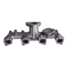 Casting Ductile Iron Engine Manifold Parts for Cars