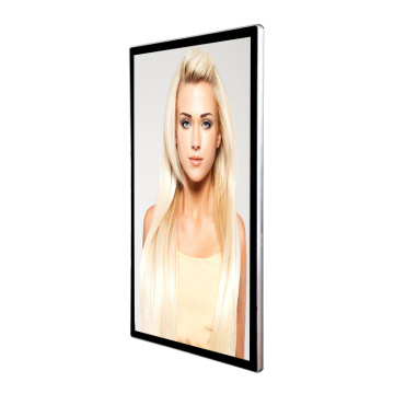"65"" Live streaming lcd touch screen monitor"