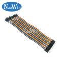 40PIN Dupont Line 10CM 20CM 30CM Male to Male + Female to Male + Female to Female Jumper Wire Dupont Cable for arduino DIY KIT