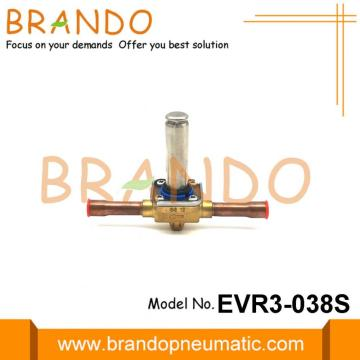 EVR3-038S 10mm Refrigeration Electromagnetic Valve