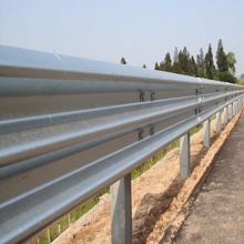 Guardrail Beam Highway Guardrail Highway Road Fence