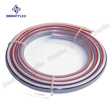 Hot selling PVC Braided Fibre Reinforced Plastic Hose