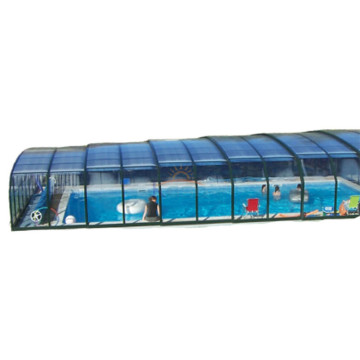 Telescopic Screen Kit Swimming Pool Enclosure