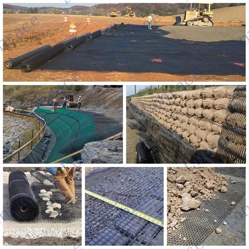 Geomembrane liners hdpe application