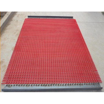 Steel Core Polyurethane Wire Screen