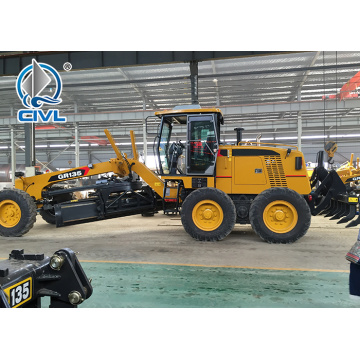 XCMG GR135 Motor Graders With Cummins Engine