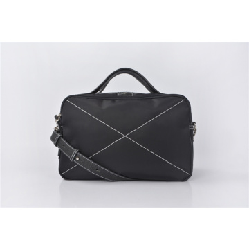 Water Resistant Nylon Bag Messenger Laptop Bag Unisex