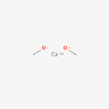 is the calcium methoxide used up in synthesis