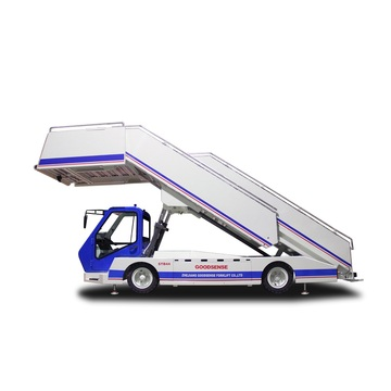 Electric Power Passenger Stair Truck for Airport