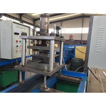 Color Steel Sheet Shutter Door Forming Machine