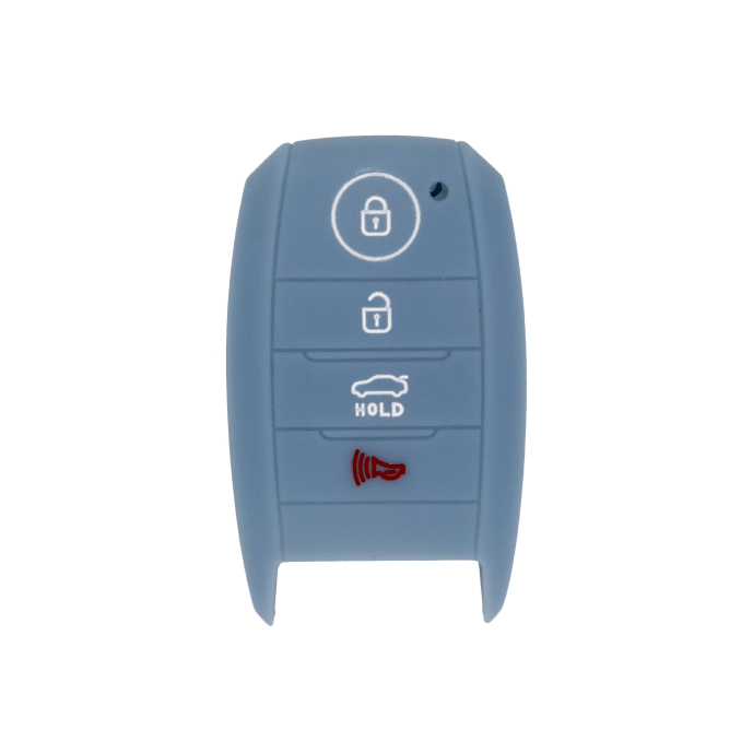 Luxury KIA Silicon Key Cover