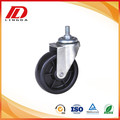 4 inch industrial caster PP wheels