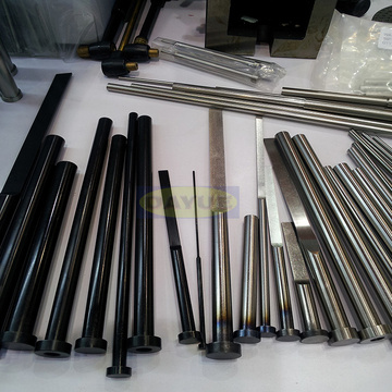 Customized precision ejector pin in mold