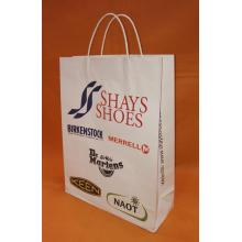 Custom Printed Paper Bags Wholesale