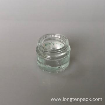 20ml column glass jar