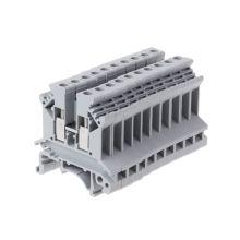 10 pcs/set UK-2.5B Terminal Block Screw General Application PCB Din Rail Wiring Termianl Connector