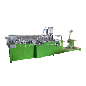 Flat Paper Handle Machine