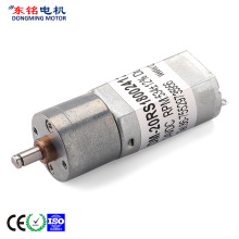 electric dc reduction motor