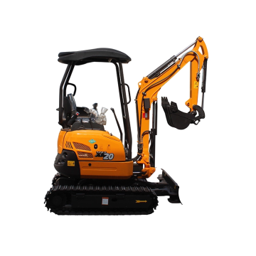 New Condition Yanmar Power 2000kg Excavator Mini Digger