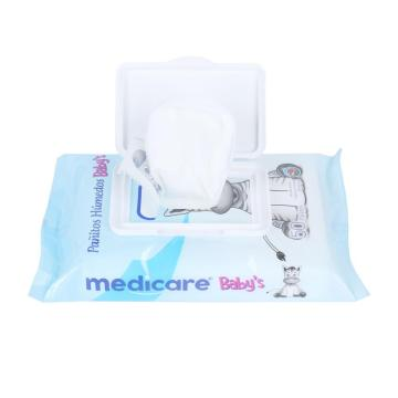 Disposable Wet Wipes and Baby Wipes