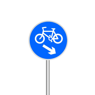 Metal Outdoor Traffic Signs