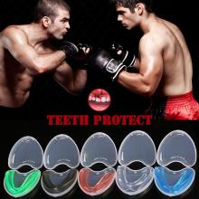 Children Adult Battle Sport Mouthguard Safety Mouth Teeth Guard Gum Shield Teeth Protect For Martial Arts Thai Boxing Basketball