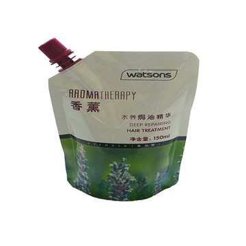 High-barrier 150ml aromatherapy deep repair hair care bag