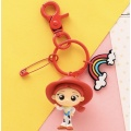 New Toy Story Buzz Light Keychain Accessories