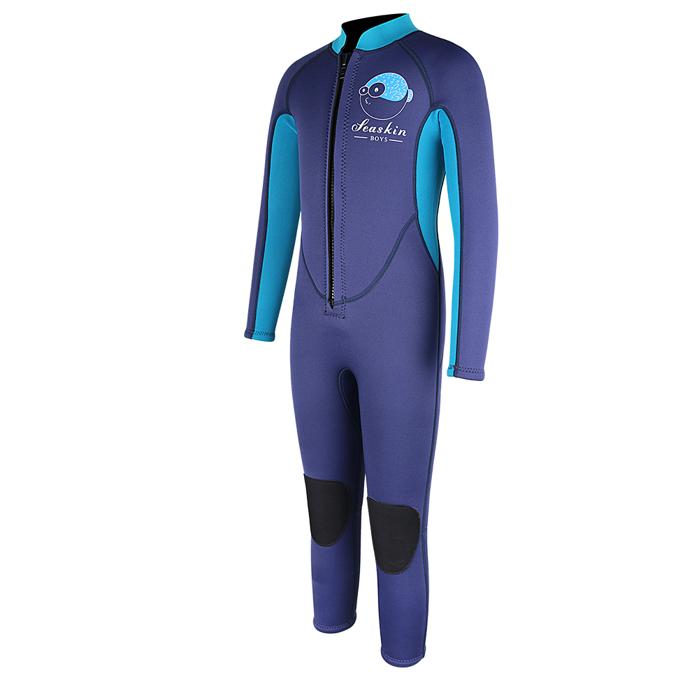 Seaskin Front Zip Children's Wetsuit