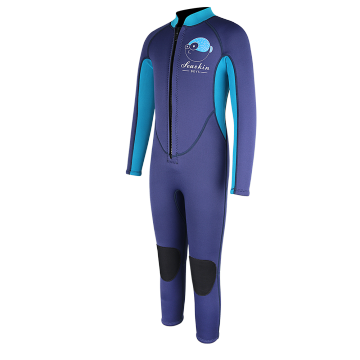 Seaskin Children's Cartoon Diving Suit