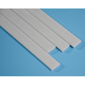 3*15mm FRP white Flat Bar