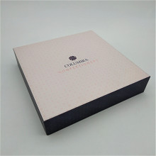 Rigid Gift Boxes Package for Chocolates with PlasticTrays