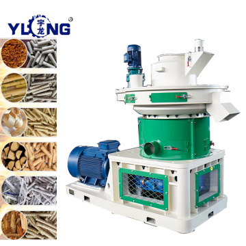 1-1.5/h Activated Carbon Pellets Maker