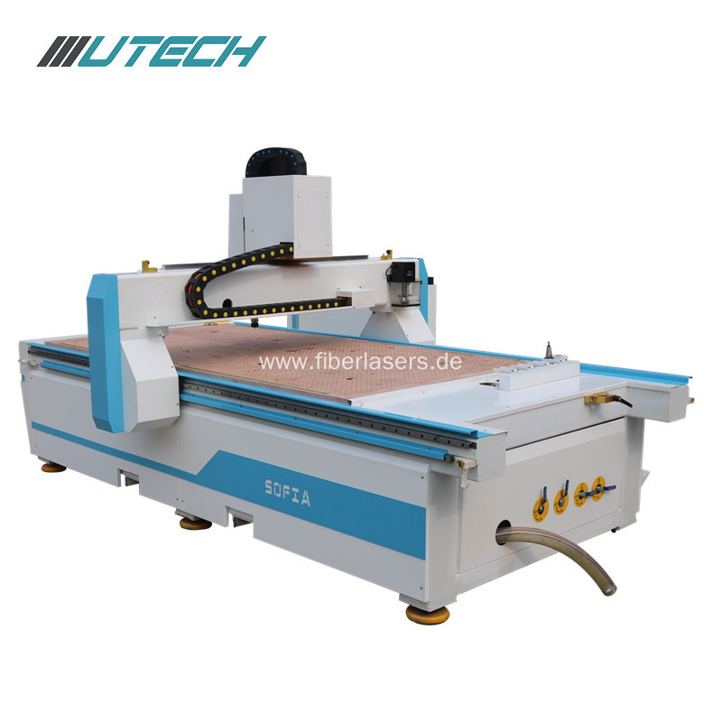 automatic tool changer pvc board cnc router