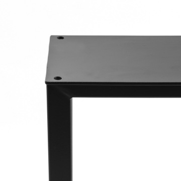 Furniture Square Feet Table Base Metal Legs