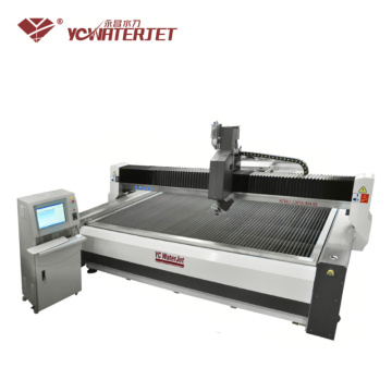 Split Waterjet cutting machine cutter