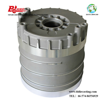 Aluminum and Steel Alloy Auto CNC Housing