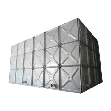 Customized Hot-dip Galvanized Storage Tank Water Corrosion Resistant Water Tank