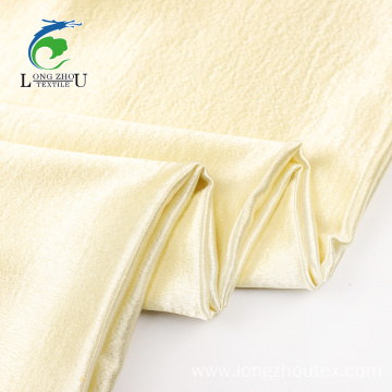 False Twist yarn Satin PD Fabric