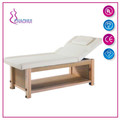 Solid wood beauty massage  bed