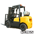 2.5 T Gasoline&LPG Forklift(4-meter Lifting Height)