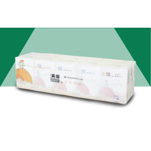 Food Grade Natural Pocket Facial Tissue Paper