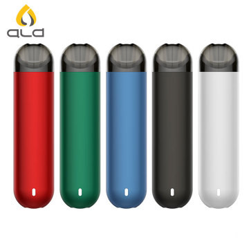Ceramic Coil Closed Pod System Vape Pen Device