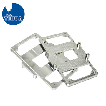 CNC Milling Aluminum Bracket Part