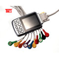 Hot Sale 3 channel holter ecg recorder