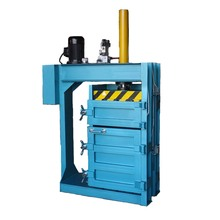 Textile clothes Baling Machine