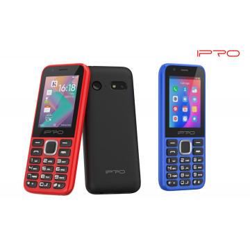 IPRO 2.4Inch 4G KaiOS Keypad Phone