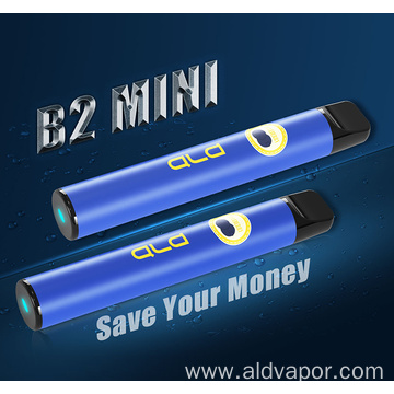 ALD B2 Mini 500 Puff Disposable E-Cigarette Brands