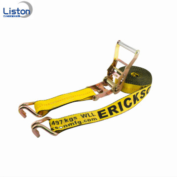 CE&GS 5Ton Polyester Ratchet Belt Tie Down Strap